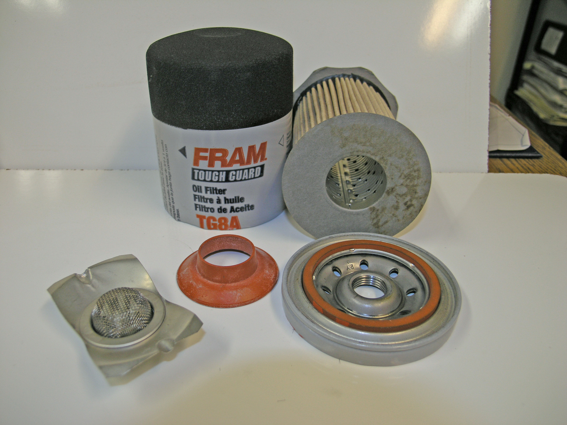 Conventional Oil Filters