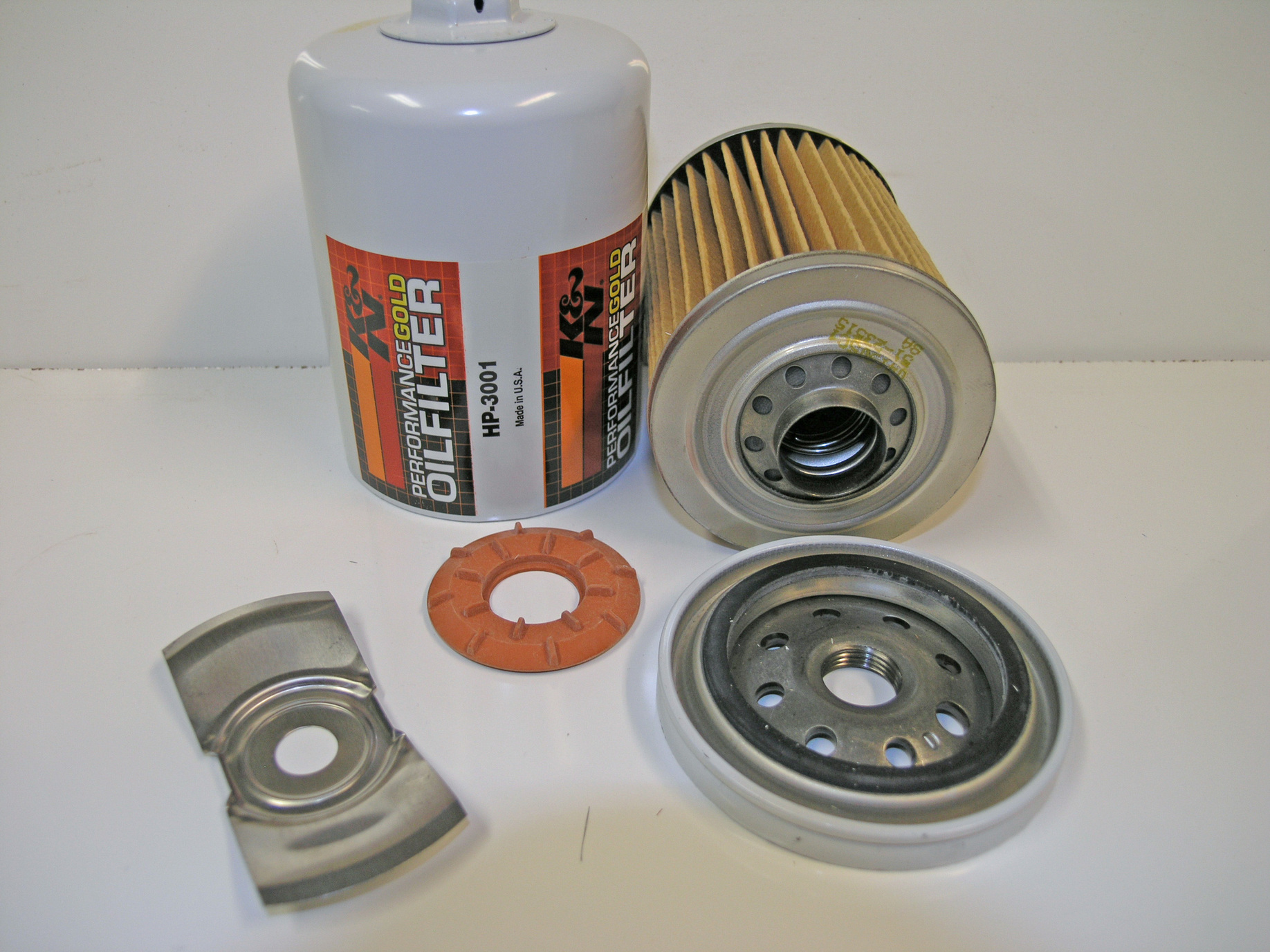 Conventional Oil Filters | Supramania
